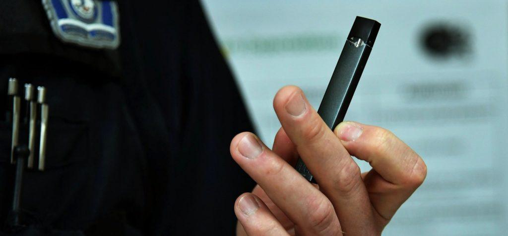 E-sigaret vergroot de kans op longziekten