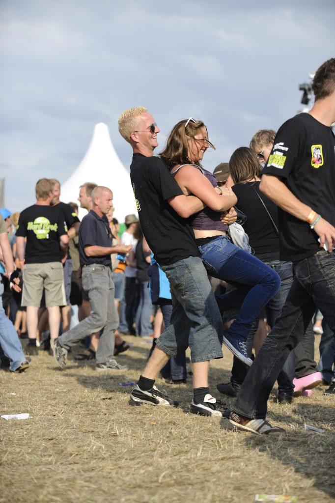 Ambassade waarschuwt festivalgangers Sziget