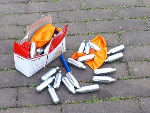 Onderzoek: door litertanks is problematisch lachgasgebruik toegenomen